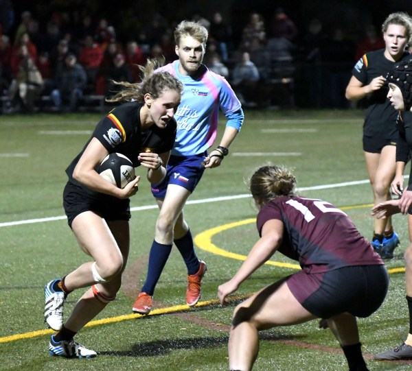 Photos: Guelph Gryphons-McMaster women's rugby