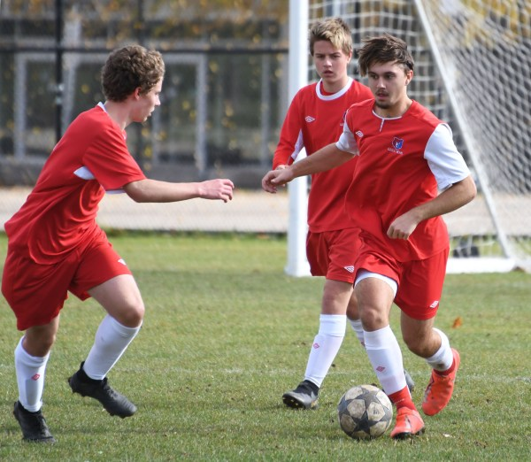 Photos: Orangeville-Centennial senior boys' soccer