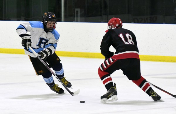 Photos: Ross-Centre Wellington boys' hockey