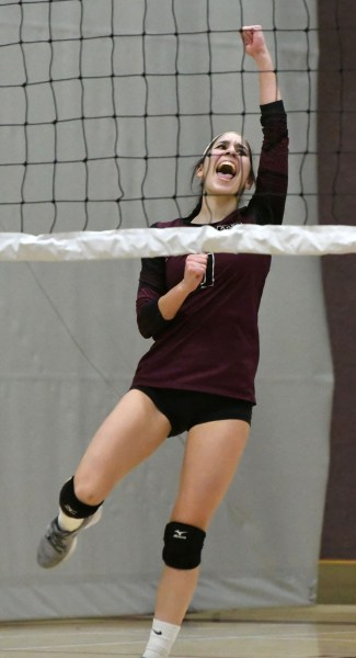 Photos: Bishop Macdonell-St. James senior girls' volleyball