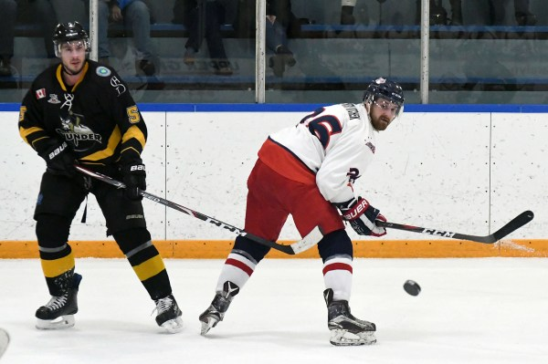 Photos: Elora Rocks-Tillsonburg senior men's hockey