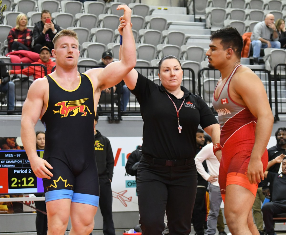 Four medals for Gryphon wrestlers at Guelph Open meet – Guelph ...