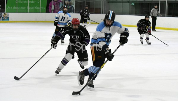 Photos: Ross Royals-Centre Dufferin boys' hockey