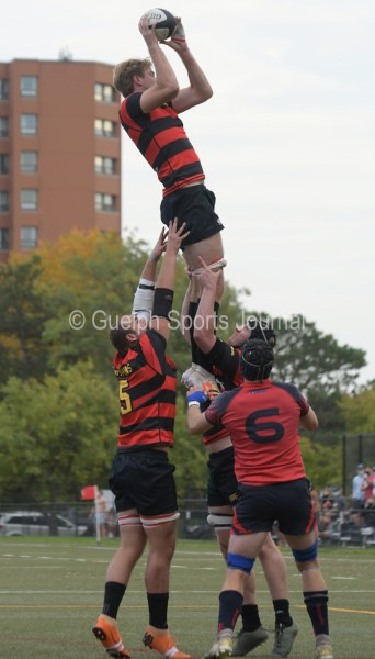 Photos: Guelph Gryphons-Brock OUA men's rugby