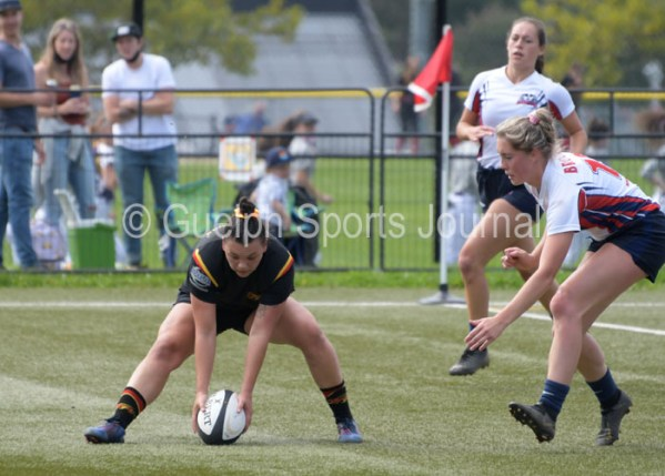 Photos: Guelph Gryphons-Brock OUA women's rugby
