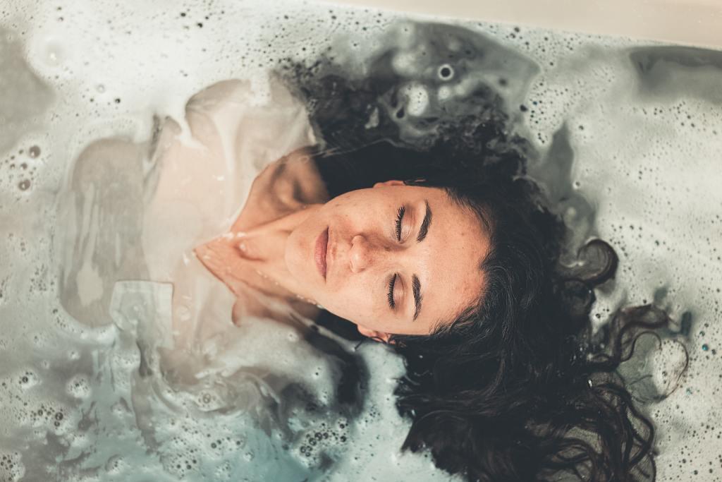 bienfaits du bain guide de survie des hypersensibles empathiques