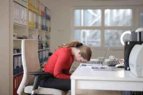 dépression travail