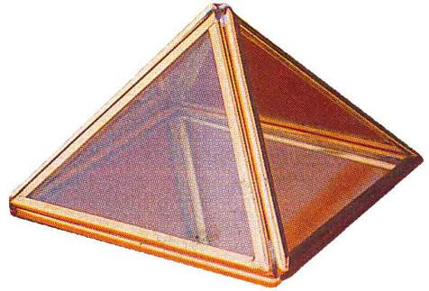 émetteur pyramidal