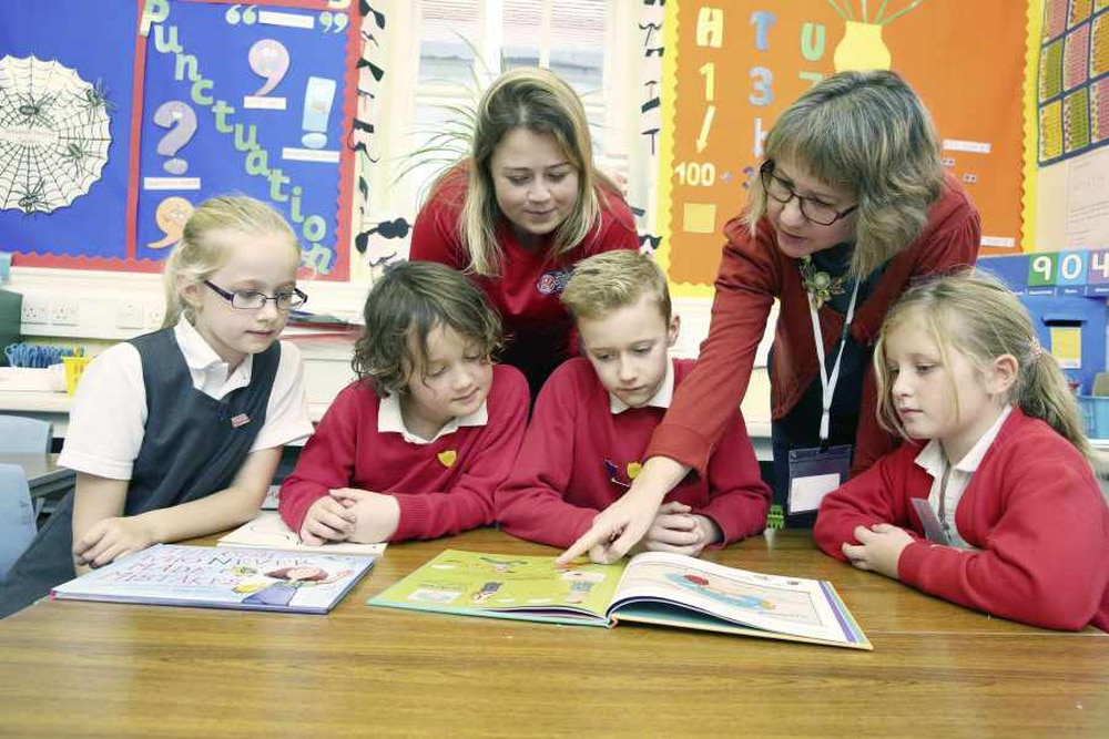 Image result for Vauvert Primary School guernsey