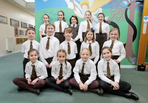 Image result for St Mary & St Michael Catholic Primary School