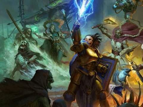 Age of Sigmar RPG news