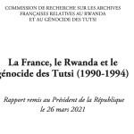 La France au Rwanda: de «responsable mais pas coupable» à «responsable mais pas complice»