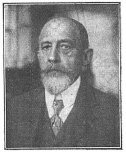 Auguste Trillat en 1913
