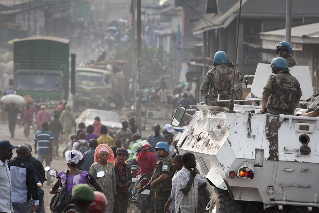 MONUSCO: M23 crisis in Goma.