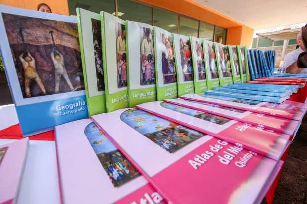 Distribuyen más de 5 millones de libros de texto gratuito en Guerrero