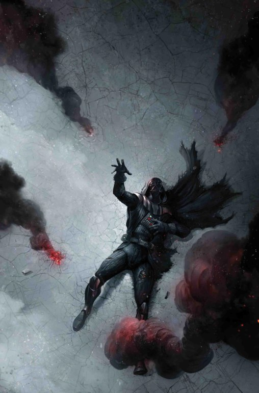 Dark Lord of the Sith #4 cover