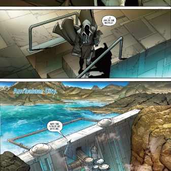 Vader #4 preview