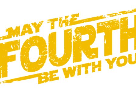 May the fourth star wars day 2018
