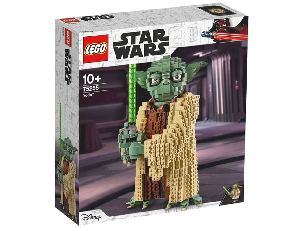 Lego Star Wars nuovo set Yoda