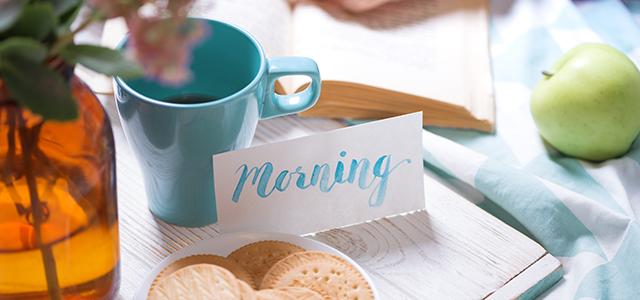 GFM Folge 438 - Produktiv - Morgenritual - Zeit für dich