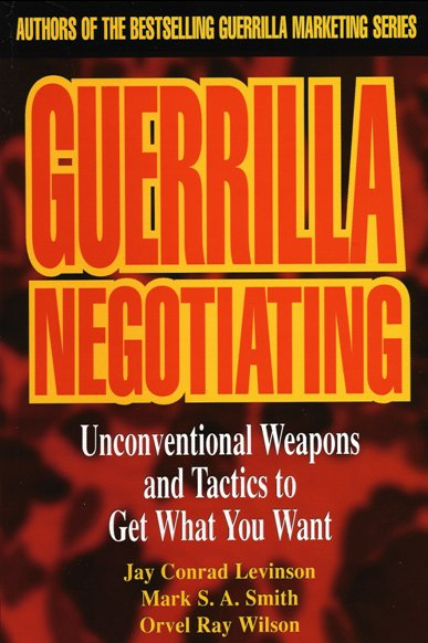 Guerrilla Negotiating cover