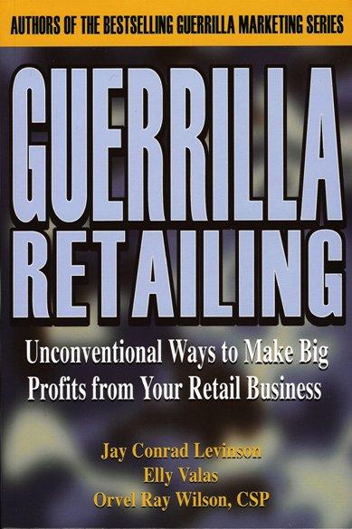 Guerrilla Retailing cover