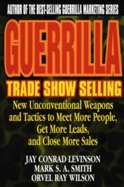 Guerrilla Trade Show Selling cover