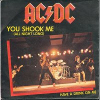 """1st Song of the Day: """"You Shook Me (All Night Long)"""" by AC/DC"""