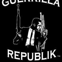 MALCOLM X ~ GUERRILLA REPUBLIK EDITION