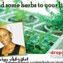 ADD SOME HERBS TO YOUR LIFE