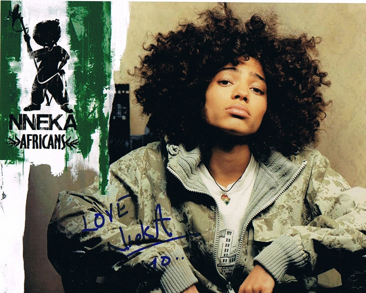 Nneka – Africans