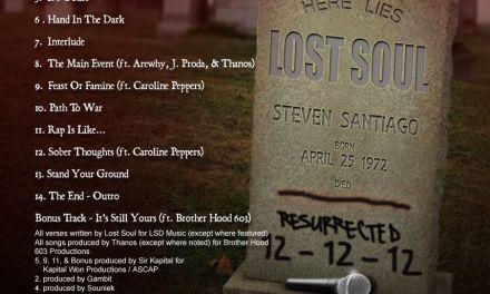 LOST SOUL / POETIC RESURRECTION