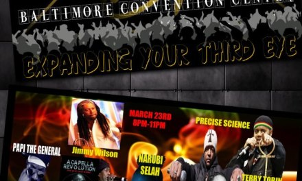 CONSCIOUS CONCERT : AT THE BALTIMORE Natural Hair Care Expo, MARCH 23RD
