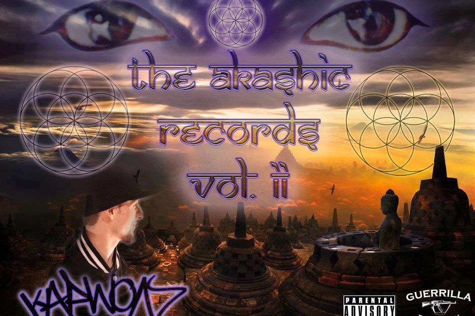 THE AKASHIC RECORDS VOL 2 BY KAPWON ( FREE FOR THE REAL )