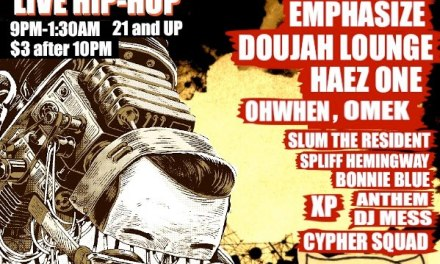 THE CYPHER MAY 15TH AT JOHNNY V'S, SAN JOSE CALI , LIVE HIP HOP