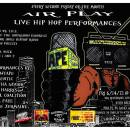 AIRPLAY Live Hip Hop Performance presented by IIourShow Radio, 6/14/13 IN PHILLY