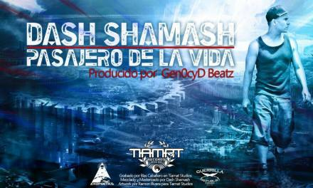Shamash Dash – Passenger of life ( GUERRILLA REPUBLIK SPAIN )