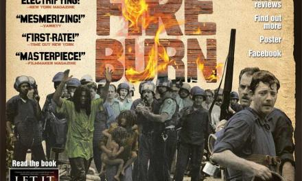 """ LET THE FIRE BURN "" Documentary VIEWING AT THEATER N @ NEMOURS JAN 7, 2014"