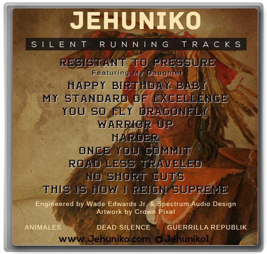 Jehuniko_Silent Running_ Back Cover