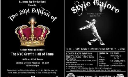 STYLE GALORE ~ PRESENTED BY :  Dynamic Rockers, Funktion NYC, James Top Production
