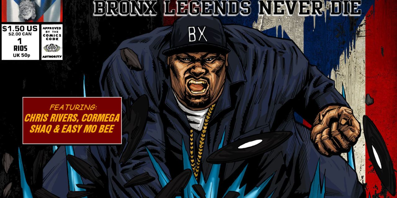 "Big Punisher ""Bronx Legends Never Die"" COMING SOON ~  DEC 23 2014"