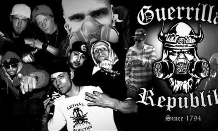 WE ARE ~ GUERRILLA REPUBLIK SCANDINAVIA