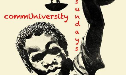 A NEW BLACK ARTS MOVEMENT PRESENTS: commUniversity MARCH 15TH IN BROOKLYN