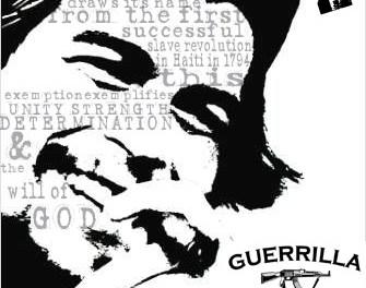 GUERRILLA REPUBLIK PRESENTS: LOVE AND SACRIFICE VOLUME 2