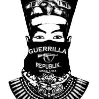 GUERRILLA REPUBLIK NEFERTITI EDITION