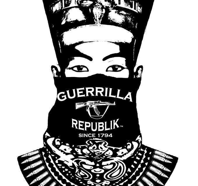 GUERRILLA REPUBLIK NEFERTITI EDITION