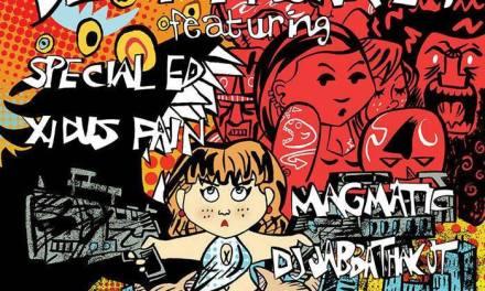 SPECIAL ED, MAGMATIC, XIDUS PAIN, DJ JABBATHAKUT, DEEPTRUNK79