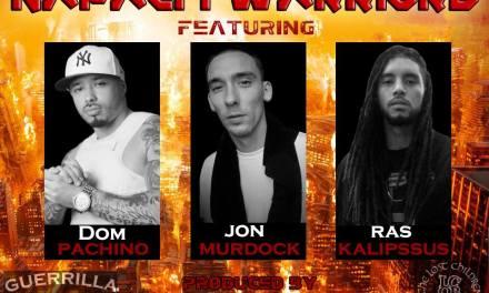 LCOB Berlin – Napalm Warriors Ft Dom Pachino, Mighty RAS Kalipssus, Jon Murdock