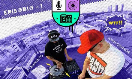 BREAKING THE BEAT #01- DJ Elemento vs Ionn Connor