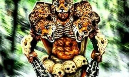 Spar Like A Jaguar : GULLIT